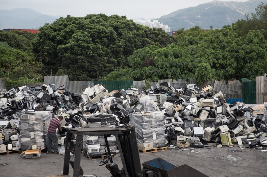 E-waste and Counterfeiting