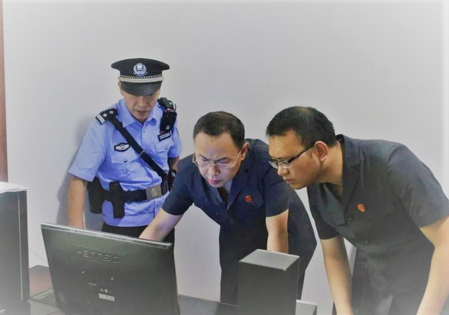Cybersecurity Law: Company Inspections by the Chinese Police