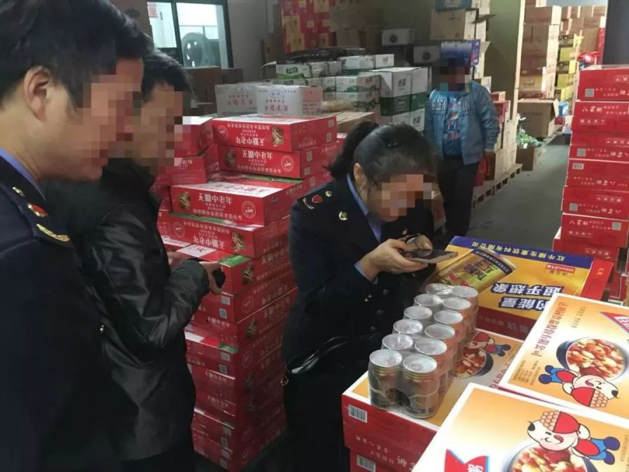 Food Counterfeiting in China