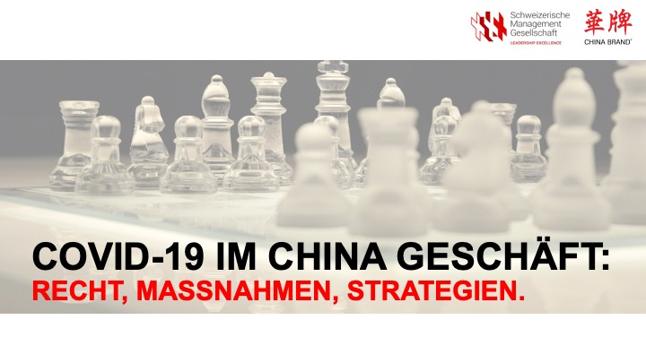 Impact Covid-19: Law, Measures, Strategies in China-Business